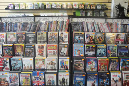 DVDs/CDs in Yardley